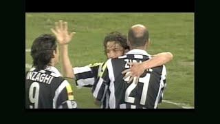 14/04/2001 - Serie A - Juventus-Inter 3-1 Highlights