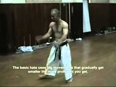 Core engagement drills - Taira Masaji Sensei