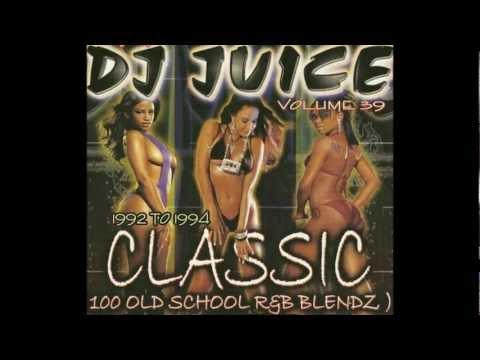 DJ Juice Vol 39 R&B Blends Teaser