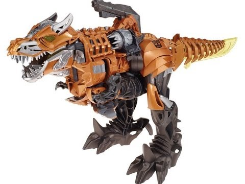 Grimlock Toy - ToyHasbro talks new Transformers: Age of Extinction toys!