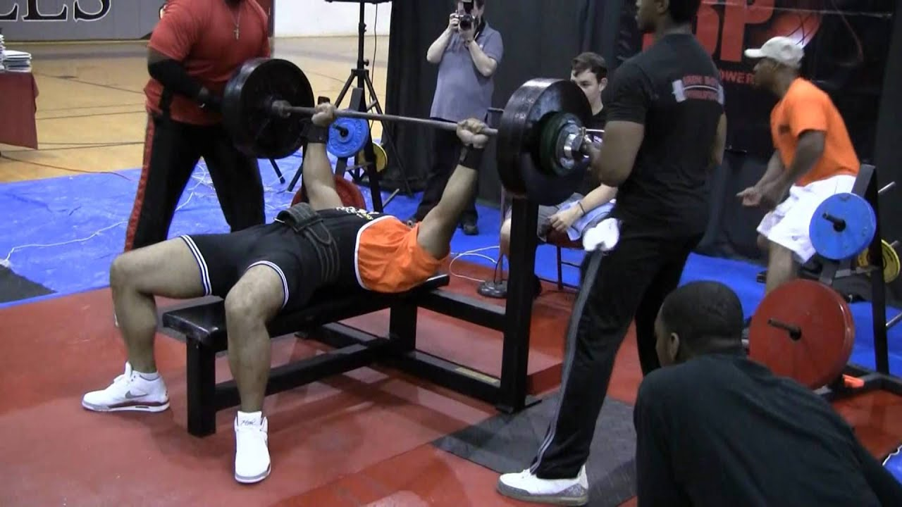 braden smith bench press - photo #39