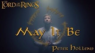 May It Be - Enya from Lord of the Rings feat. Taylor Davis