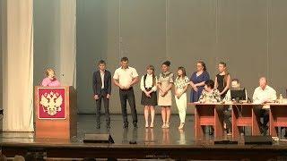 Школа будущего. В школы Артёма пришли 8 молодых педагогов.