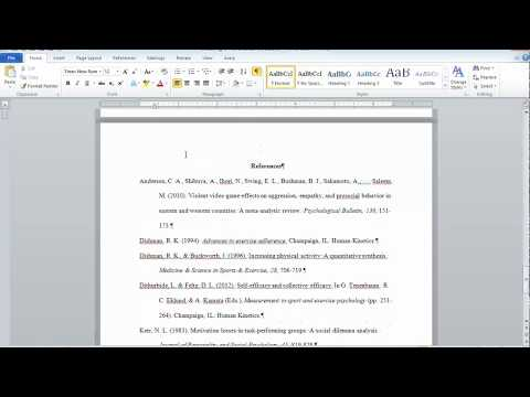 online reference apa style