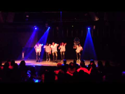 Go Hard Or Go Home 2013 | Advanced Hip Hop | Loughborough Rawkus