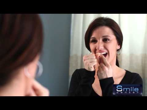 How to floss your teeth - Dentist Lebanon - oral health