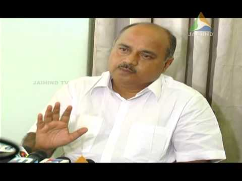 Francis George, Jaihind TV, 08-03-14
