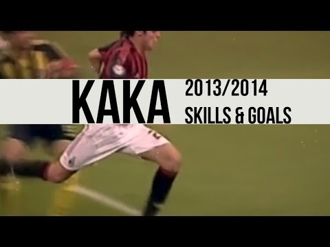 Ricardo Kaka | Welcome BACK to AC MILAN | Skills & Goals 2013/2014 HD.