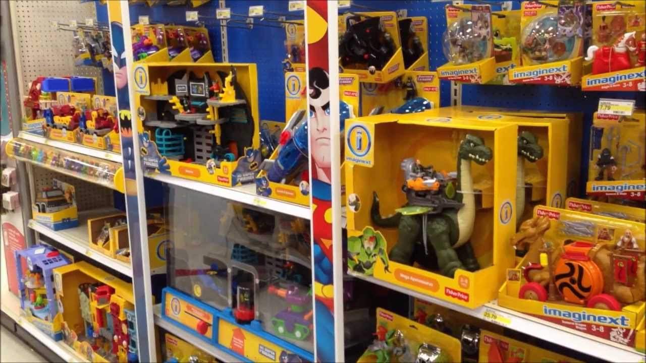 Imaginext What You Can Expect From Walmart And Target
