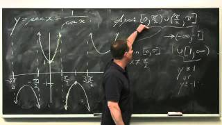Worldwide Calculus: Inverse Trig Functions