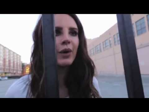 Lana Del Rey gets interviewed by a fan at The Shrine in LA May 30, 2014