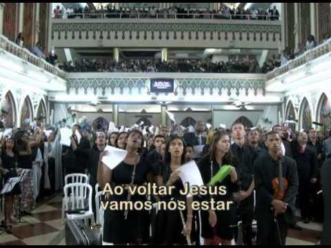 Assembleia de Deus em Madureira  Hino 247 - Harpa Cristã