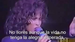 Whitney Houston Don't Cry For Me (subtitulado).wmv