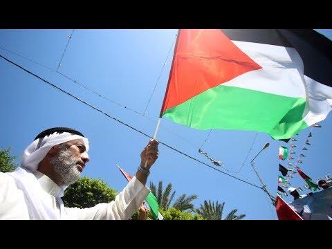مهرجان في نابلس نصرة للقدس ورفضا لإجراءات الاحتلال بالأقصى والمقدسات