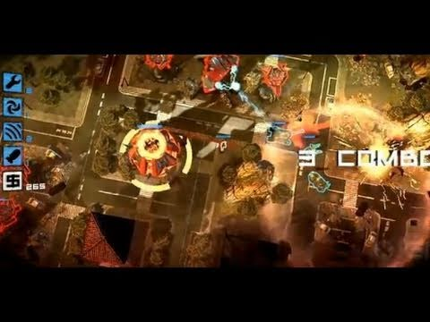 Anomaly: Warzone Earth - Gameplay Trailer