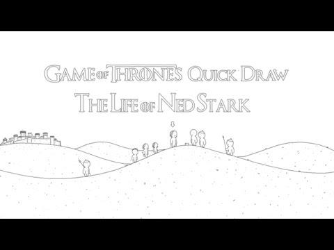 Hra o tróny - Život Neda Starka