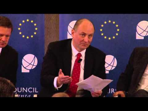 March 11, 2014 Ambassadors Forum Luncheon -