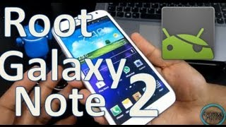 [How To] Root Para Galaxy Note 2 Cualquier Modelo