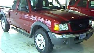 2003 Ford Ranger Super Cab 4x4 videos