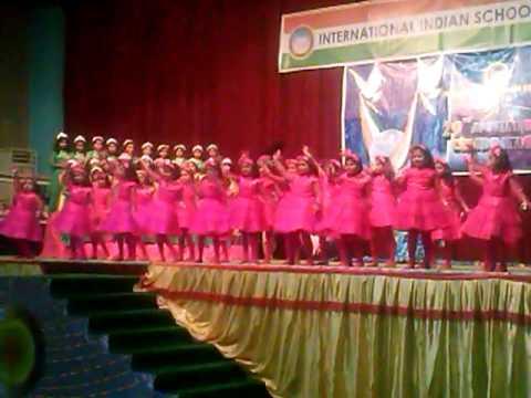 INTERNATIONAL INDIAN SCHOOL,RIYADH ANNUAL DAY