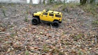 Modified 1/6 scale H2 Hummer videos