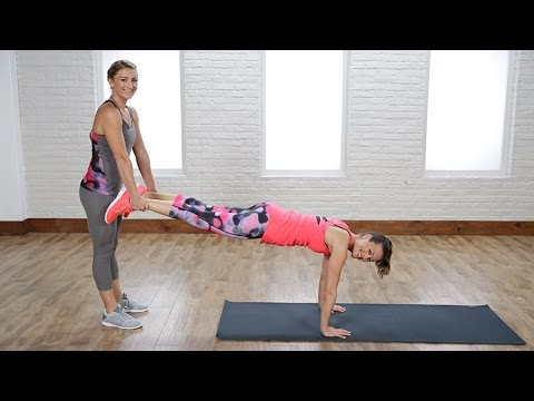 Partner Cardio Power Move | Class FitSugar