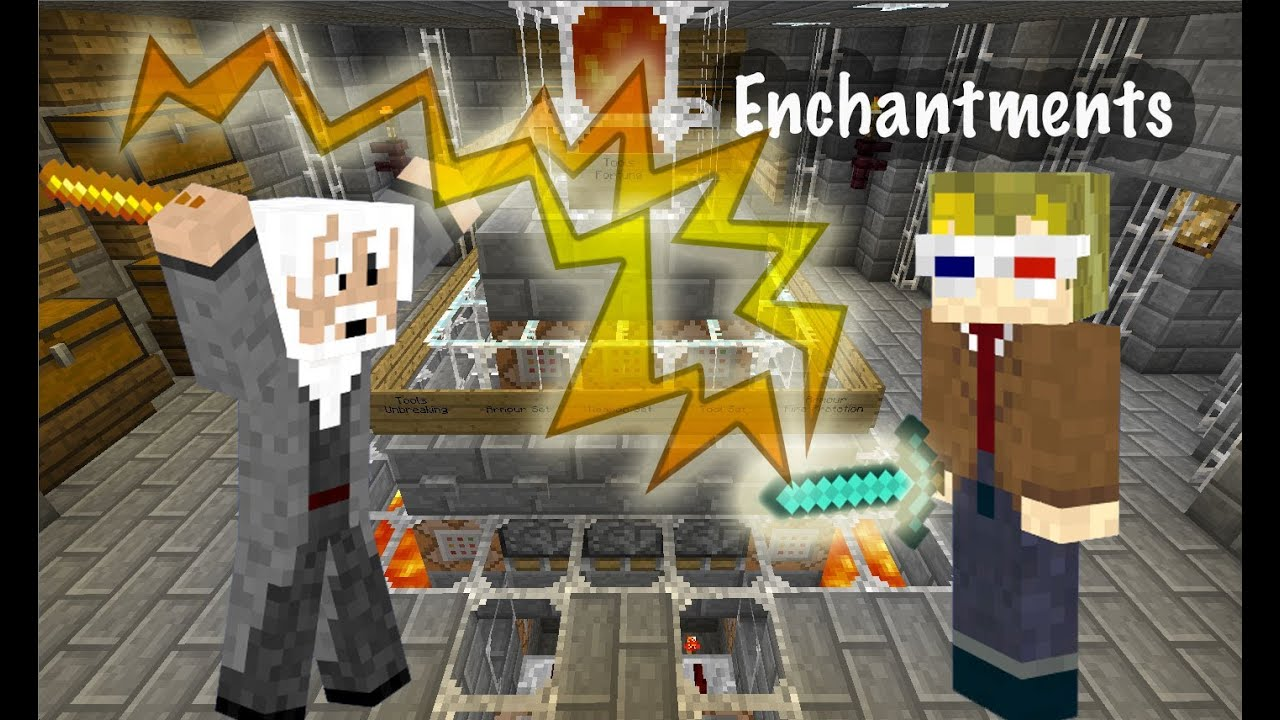 how to add multiple enchantments to items in minecraft