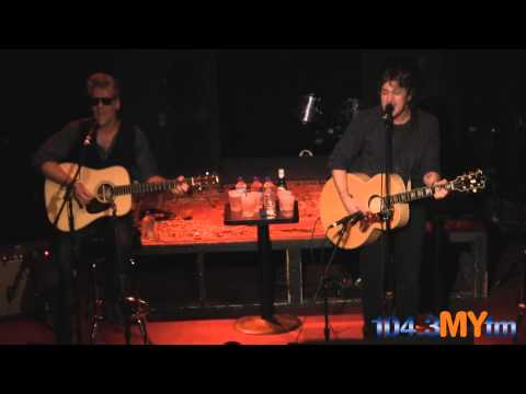 "Matchbox Twenty Covers ""Time After Time"" Live At The Whiskey A Go Go With 1043MYfm"