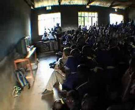 Kakamega Rain Forest part 5 of 6 Battle for survival