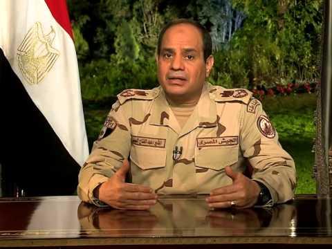 Field Marshal Al-Sisi's Resignation and Presidency Speech (FULL)