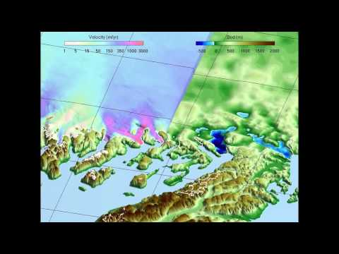Deeper and Longer Greenland Canyons = Higher Sea Levels | Topography Video