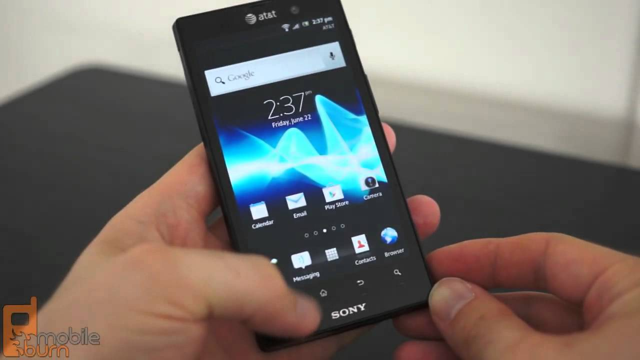how to delete gmail account sony xperia
