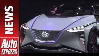 Nissan IMx revealed at Tokyo previewing electric SUV future. Auto Express.