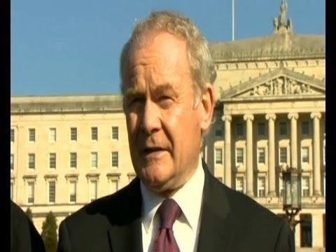 'On the run's' controversy Martin McGuinness interview
