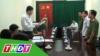 Bắt tạm giam nguyên giám đốc công ty lương thực Trà Vinh   THDT