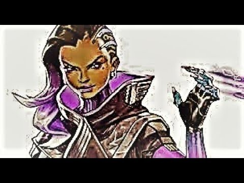 [FREE TO USE] Overwatch Gameplay | Sombra