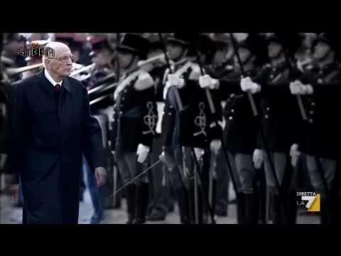 La gabbia - RE GIORGIO NAPOLITANO È UN PADRETERNO, È LUI CHE COMANDA VERAMENTE (11/09/2013)
