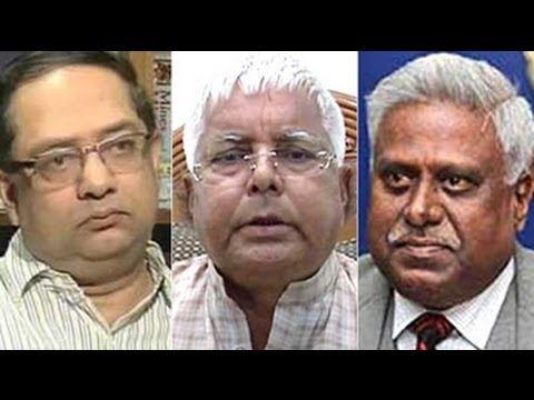Solicitor General vs CBI Director over dropping of cases against Lalu Prasad