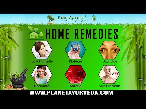 Home Remedies for Low immunity, Diabetes, Jaundice, Headache, Anemia & Skin Problems