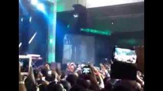 WizKid Perform @ Guinness World Of More Concert, Lagos [VIDEO]