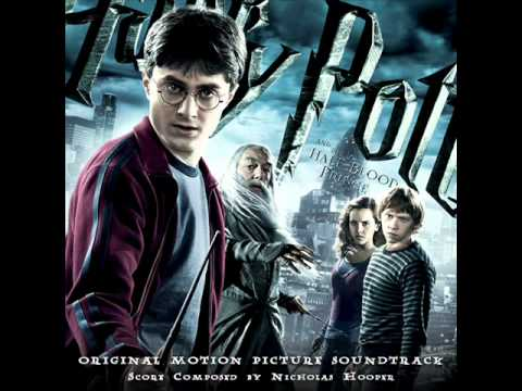 Harry Potter and the Half-Blood Prince Soundtrack - 04. Ginny,