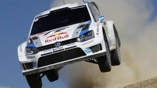 Vidéo Day 2 WRC Rally Italia Sardegna 2013 [HD]