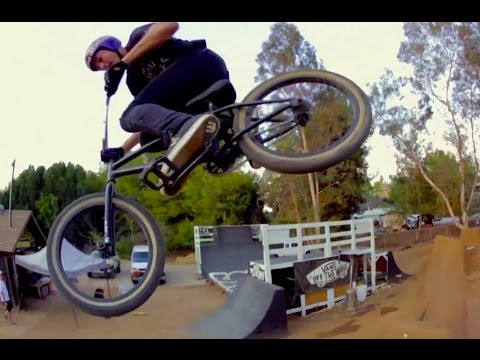 BMX Sessions at the Stay Strong Compound - Red Bull Makin' It - EP 2