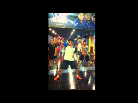 Gangnam Style - Megastar Vincom City Tower Ha Noi Dance Cover