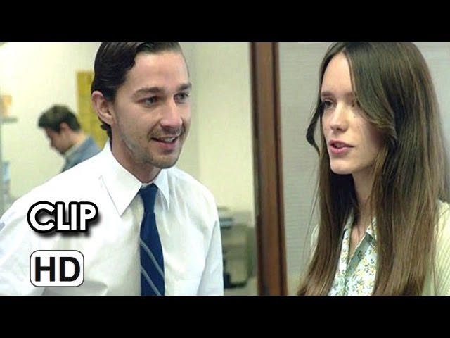 Nymphomaniac Movie CLIP - Jerôme (2013) Shia LaBeouf , Stacy Martin - Movie HD