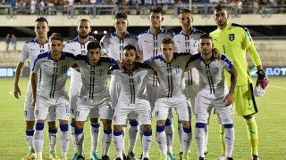 Highlights Under 21: Italia-Albania 0-0 (10 agosto 2016)