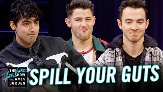 Spill Your Guts or Fill Your Guts w/ The Jonas Brothers