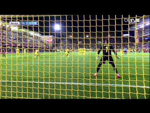 Villarreal - Barcelona Highlights HD 27.04.2014