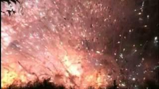 Firework Factory Explosion