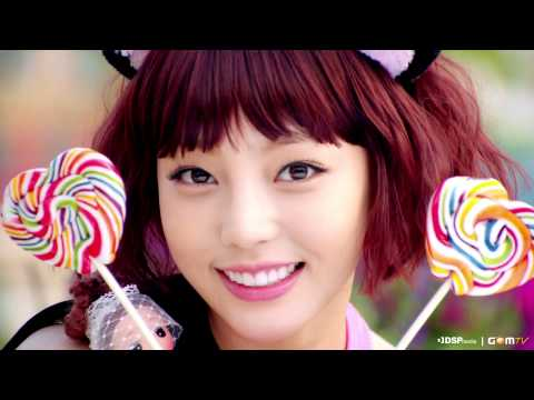 [MV] HARA (구하라) (KARA) - SECRET LOVE (시크릿 러브) (Korean Version) (GomTV) [1080p HD]